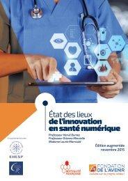 État des lieux de l'innovation en santé numérique