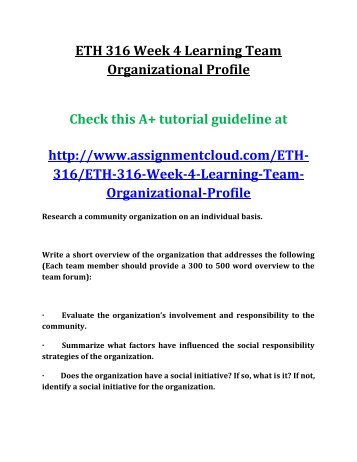 eth 316 week 3 dq 2 Uoptutorial offer eth 316 week 5 related study materials here also find eth 316 week 5 dq 1- discussion questions.