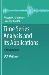 Time Series Analysis and It's Applications