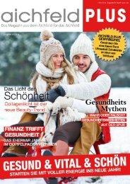 Aichfeld Plus Magazin Jänner 2016