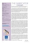 THE FABRICATOR - Page 4