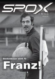 Beckenbauer wird 70
