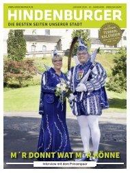 Hindenburger Ausgabe Januar 2016
