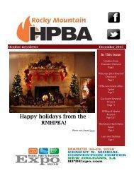 RMHPBA Newsletter December Final