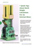 Rubber & Tyre Machinery World - Collectors Edition - Dec 2015 - Page 4