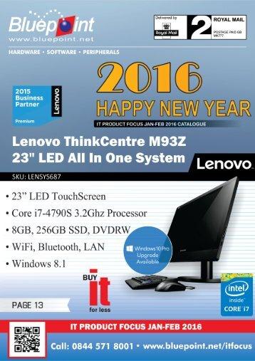 IT Focus Jan-Feb 2016