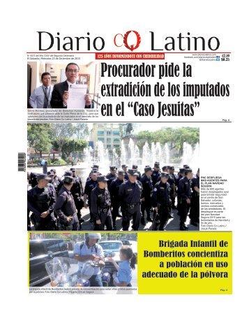 Edición 23 de Diciembre de 2015