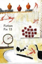Fiction Fix Fifteen