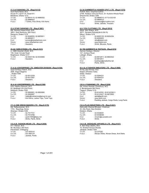 21205409-BGMEA-Member-List