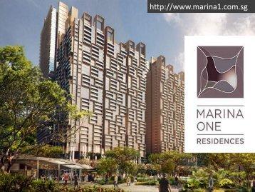 Marina One Floor Plans