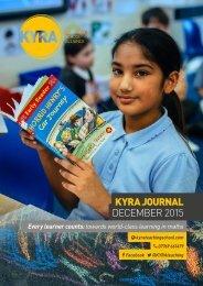 KYRA JOURNAL DECEMBER 2015