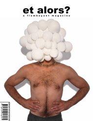 Et Alors? Magazine 7
