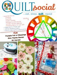 QUILTsocial | Issue 05