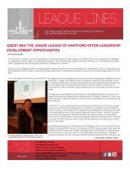 JLH League Lines Fall 2015