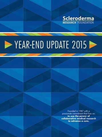 YEAR-END UPDATE 2015