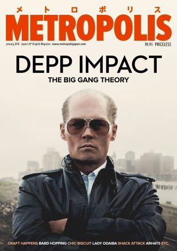 DEPP IMPACT