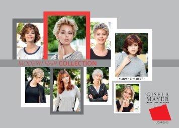 Gisela Mayer Modern Hair Katalog