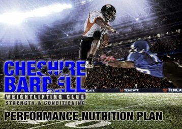 performance nutrition booklet med res