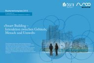 Programm Bauherrenkongress 2013 - moo-con.com