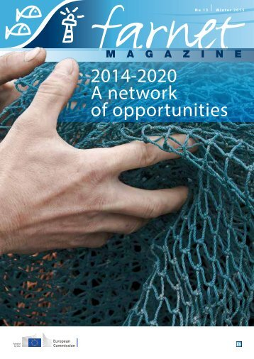 2014-2020 A network of opportunities