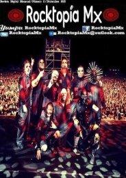 Rocktopía Mx - Número 2 - Diciembre 2015
