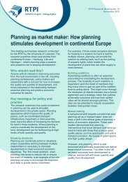 rtpi_briefing_paper_12_planning_as_market_maker_november_2015