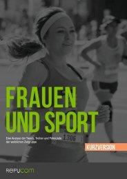 Frauen und Sport Report
