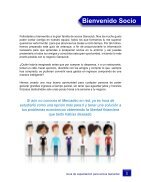 Guia de capacitacion para socios Ganaclub - Page 3