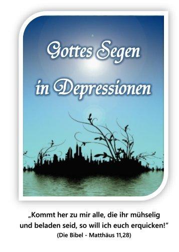 2015-HP-T-09 Gottes Segen in Depressionen