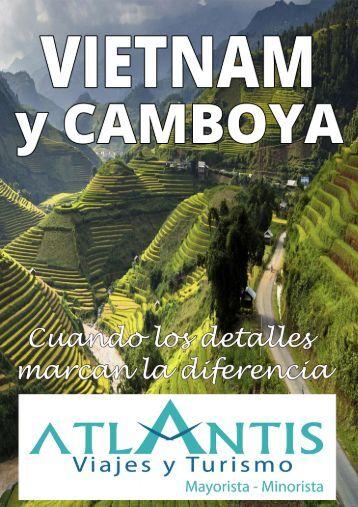 Vietnam y Camboya - Viajes Atlantis