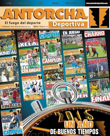 Antorcha Deportiva 192