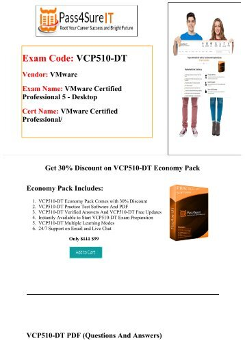 Vcp study material