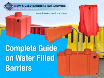 Crowd Control Barriers for Construction Sites – Know More!