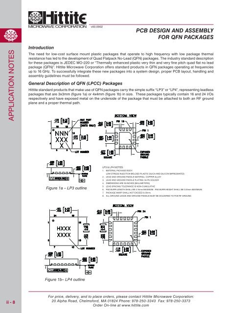 Pcb Assembly Notes