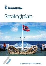 Sjøfartsdirektoratets  strategibrosjyre  for perioden 2016-2022