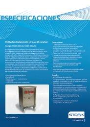 Unidad de tratamiento termico Strok Cooperheat