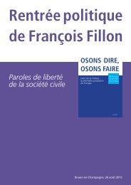 de François Fillon