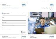 Wartung und technischer Service von Filter- und Lüftungsanlagen ...