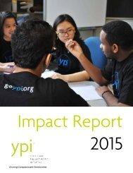YPI Canada Impact Report 2015