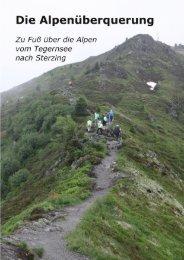 Alpenüberquerung 2015