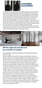 adsl 2012 lectures - Christian Kieckens Architects - Page 7
