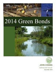 2014 Green Bonds