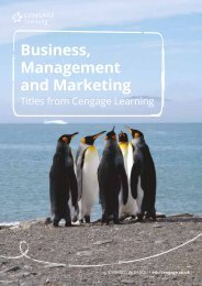 Business Management and Marketing
