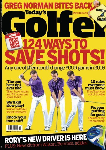 Today's Golfer Issue 343
