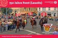 750 Jahre Forst (Lausitz)