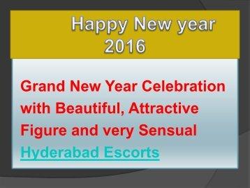 New year celebration with Hyderabad escorts pdf