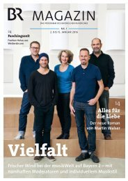 BR-Magazin 01/2016