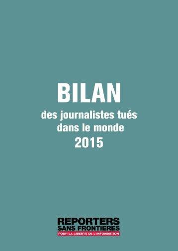 BILAN