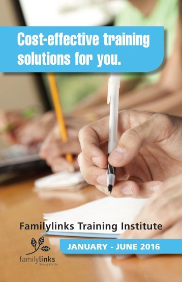 Cost-effective training solutions for you