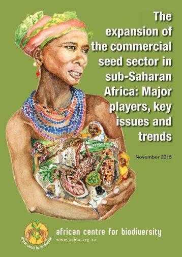 Seed-Sector-Sub-Sahara-report